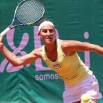 Andrea Koch avanzó a los cuartos de final del ITF de Santa Cruz