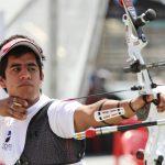 Chilenos destacan en primera jornada del torneo del ranking mundial de tiro con arco