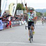 Antonio Cabrera se adjudicó la primera etapa de la Vuelta Ciclista Internacional del Maule