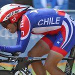 Carlos Oyarzún finalizó en el sexto lugar del Gran Premio de las Naciones en Francia