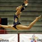 Región Metropolitana ganó la gimnasia rítmica por equipos en los Juegos Deportivos Nacionales