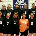 Santiago Vóley debutó con un triunfo en la Liga Chilena ADO A1 de voleyball femenino