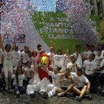 Santiago 2014 se tomó el Paseo Huérfanos a 100 días del comienzo de los Juegos