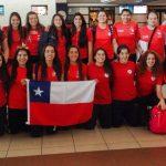 Chile cerró su participación en el Sudamericano Junior Femenino de Handball