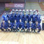 Chile obtuvo la medalla de bronce en el Sudamericano Cadetes Varones de Handball