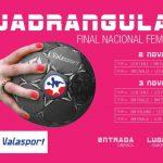 Liga Nacional Femenina de Handball define a las campeonas de la temporada 2013