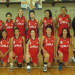 Selección Chilena Femenina de Básquetbol escaló al puesto 26 del ranking mundial FIBA