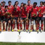 Oro del rugby seven marca tercera jornada de Chile en los Juegos Bolivarianos