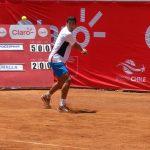 Cuatro chilenos avanzaron a los cuartos de final del Futuro Chile 9