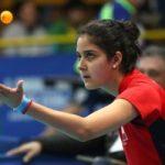 Daniela Ortega se quedó con el puesto 18 en singles del ITTF World Cadet Challenge