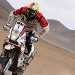 Pablo Quintanilla se coronó campeón del Atacama Rally 2013