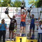 El brasileño William Chiarello se coronó campeón de la primera Vuelta Ciclista Internacional del Maule