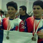 Chile logró una medalla de plata y seis de bronce en Sudamericano Junior de Badminton