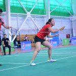 Cuatro medallas de bronce y tres finales suma Chile en el Sudamericano Adulto de Badminton