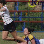 Circuito Nacional Femenino de Rugby se define este fin de semana en Santiago