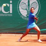 Daniela Seguel cayó en primera ronda del ITF 100 K de Cagnes Sur Mer