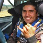 Jorge Martínez se coronó campeón de la categoría R3 del Rally Mobil