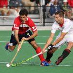 Chile debutó con ajustadas derrotas ante Argentina en el 4 Naciones de Hockey Césped