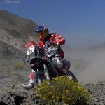 Jeremías Israel se ubica entre los top ten del Rally Dakar 2014