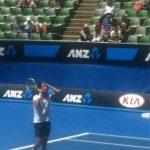 Paul Capdeville avanzó a la segunda ronda de la qualy del Abierto de Australia