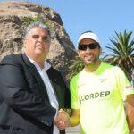 Runner Matías Anguita recorrerá 5 mil kilómetros en 65 días