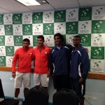 Gonzalo Lama abrirá la serie de Copa Davis entre Chile y Barbados