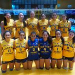 Boston College obtuvo el tercer lugar en damas de la Copa Providencia de Volleyball