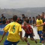 En Valparaíso se realizó el lanzamiento del Mundial Fútbol Calle 2014