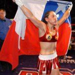 """Carolina """"Crespa"""" Rodríguez retuvo el título mundial categoría Gallo de la WIBA"""