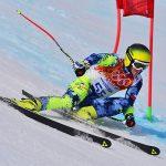 Henrik Von Appen y Eugenio Claro no finalizaron la prueba de Slalom Gigante en Sochi 2014