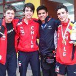 Federación de Esgrima definió el equipo que participará en el Panamericano Cadete y Juvenil