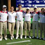 Chile finaliza tercero en el XLVII Campeonato Sudamericano Juvenil de Golf