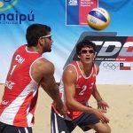 Primos Grimalt viajarán a México para participar en el Circuito Mundial de Volley Playa