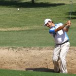 Felipe Aguilar se mantiene en el tercer puesto del NH Collection Open