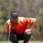 Felipe Aguilar se pone a un golpe del líder en el NH Collection Open