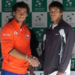Gonzalo Lama abrirá serie de Copa Davis ante Paraguay