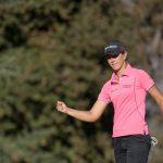 Paz Echeverría anunció su retiro del golf profesional