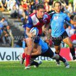 Selección Chilena de Rugby cayó ante Uruguay en Montevideo