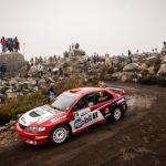 Ramón Torres remató en meritorio cuarto lugar de su categoría en el Rally de Córdoba
