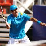 Christian Garín cayó en semifinales del Challenger de Santo Domingo