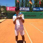 Christian Garín se coronó campeón del Futuro 12 España
