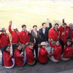 Selección Chilena Ecuestre se prepara para el Mundial de Normandía