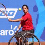 Tenistas paralímpicos nacionales debutan este jueves en Australia