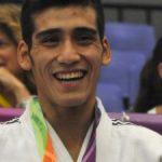 Sebastián Pérez fue el mejor chileno en el Grand Prix La Havana de Judo