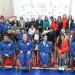 Con presencia de autoridades deportivas se realizó el lanzamiento de los Primeros Nacionales Paralímpicos