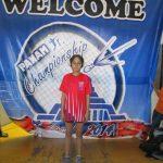 Constanza Naranjo logra medalla de bronce para Chile en el Panamericano Juvenil de Badminton