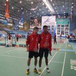 Chile logró el octavo lugar por equipos del Panamericano Juvenil de Badminton
