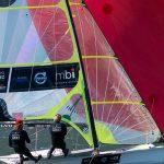 Equipo Grez subió al lugar 80 del Ranking Mundial de Vela Olímpica