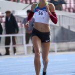 Fernanda Mackenna se quedó con los 400 metros planos en el Nacional Colombiano de Atletismo