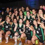 New Crusaders se corona campeón categoría sub 18 de la Liga Femenina de Básquetbol
